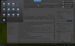 KDE 4.2 en Malegra